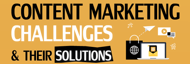 [Infograph] Content Marketing Challenges and their Solutions