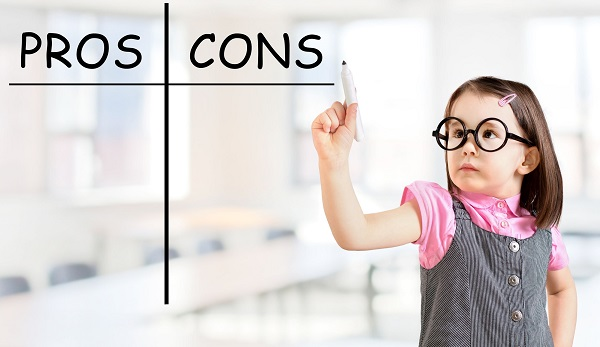Pros and Cons of AI Content