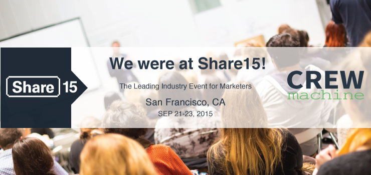 Insights from Share15! Onward and Forward to a Transformative Digital Marketing Journey!