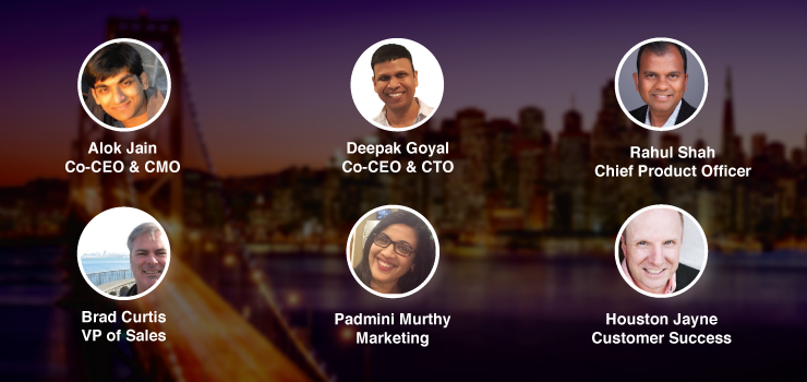 Meet the CrewMachine Team at Share16 in San Francisco